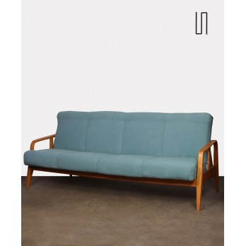 Convertible Sofa, Czech design from the 1960s