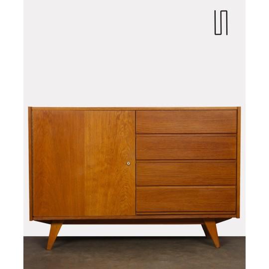 Cabinet by Jiri Jiroutek for Interier Praha, model U-458, 1960s