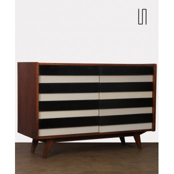 Vintage chest of drawers by Jiri Jiroutek, model U-453, circa 1960
