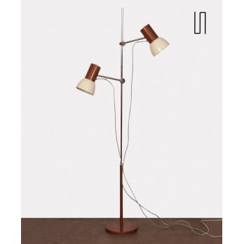 Metal floor lamp, model 87206 edited by Napako circa 1970