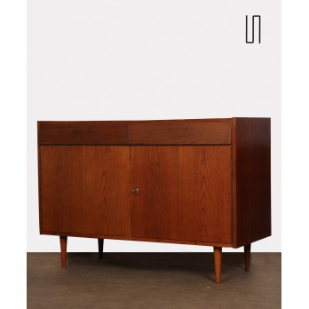 Oak sideboard by UP Zavody circa 1960