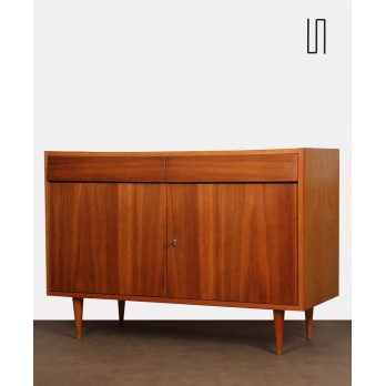 Vintage wooden sideboard produced by UP Zavody circa 1960
