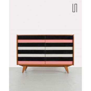 U-450 chest of drawers from 1960s by Jiri Jiroutek, Eastern European design