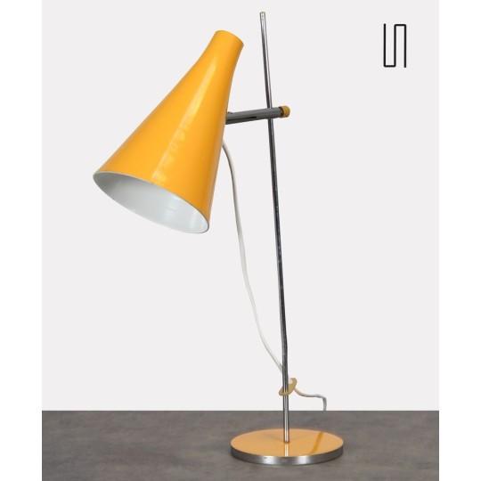 Lampe d'Europe de l'Est par Josef Hurka pour Lidokov, 1960