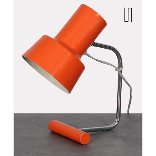 Lampe vintage par Josef Hurka pour Napako, modèle 85133, 1970