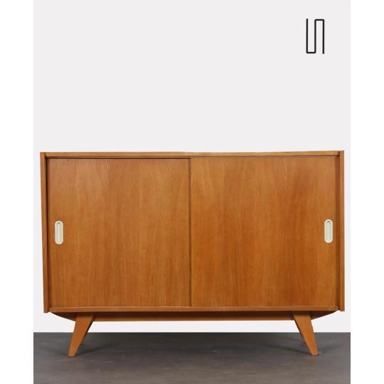 Vintage dresser designed by Jiri Jiroutek, model U-452, 1960s