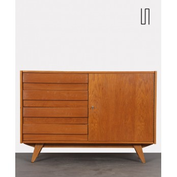 Chest of drawers, model U-458, by Jiri Jiroutek for Interier Praha, circa 1960
