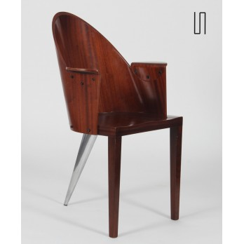 Chair, Royalton model, by Philippe Starck for Driade, 1988