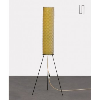 Floor lamp by Josef Hurka for Napako, model 1706, 1960s