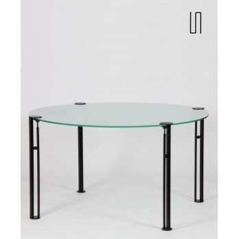 Dining table by Philippe Starck, model Joe Ship, 1982