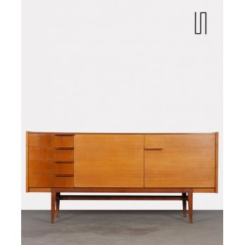 Large chest of drawers by Frantisek Mezulanik for UP Zavody, 1965