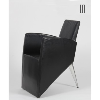 Armchair by Philippe Starck for Driade, model J série Lang, 1987