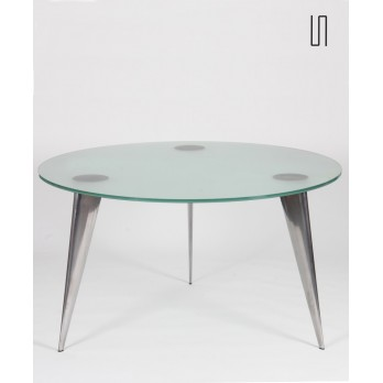 Table model M series Lang, by Philippe Starck for Driade, 1987