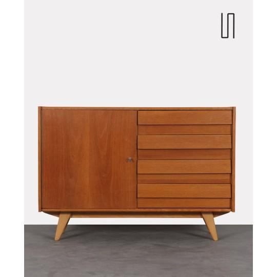 Vintage dresser, Jiroutek for Interier Praha, model U-458, 1960s