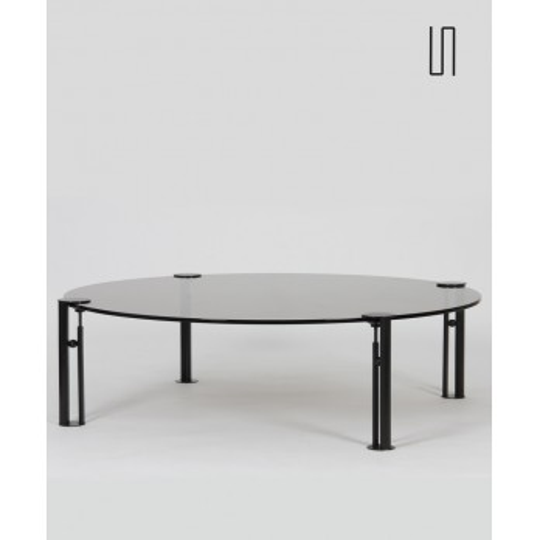Coffee table by Philippe Starck, Joe Ship model, 1982