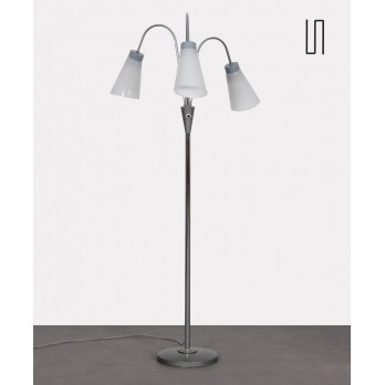Vintage floor lamp edited by Lidokov in the 1960s