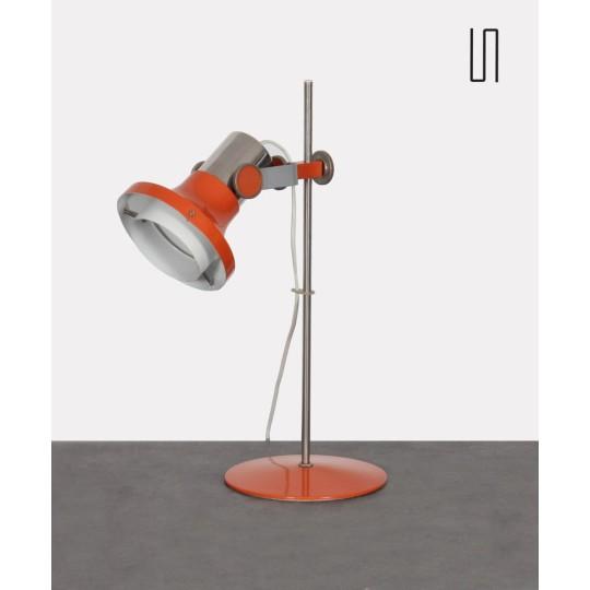 Lampe à poser par Pavel Grus pour Kamenicky Senov, 1970
