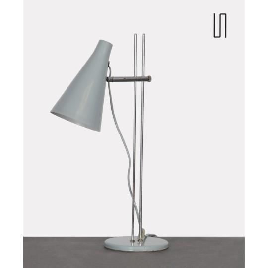 Lampe à poser vintage par Josef Hurka pour Lidokov, 1960