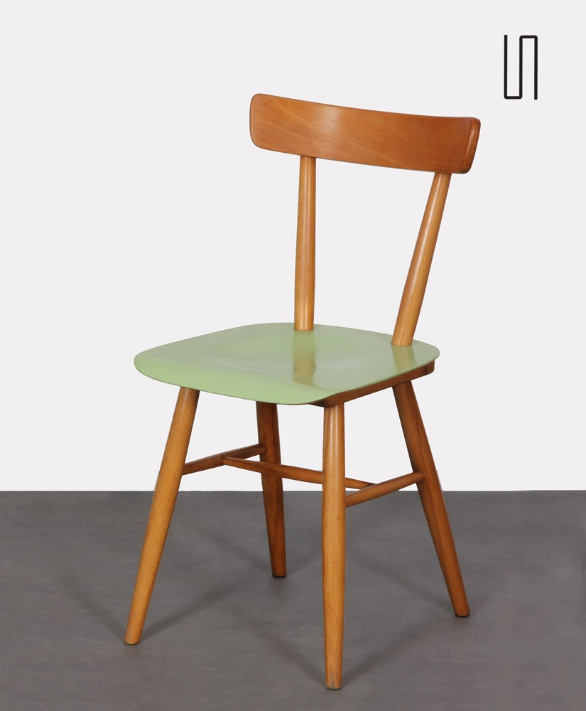 Vintage chair produced by Ton, 1960s