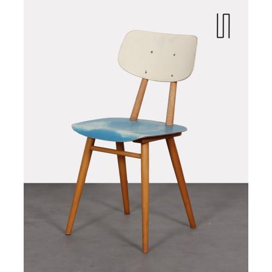 Chaise vintage pour le fabricant Ton, 1960