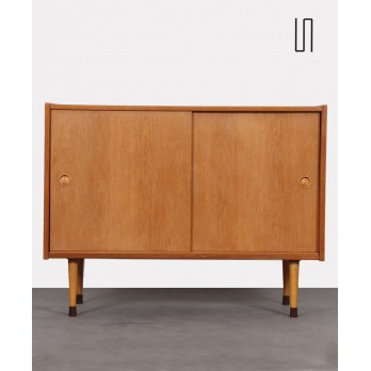 Vintage chest produced by Zapadoslovenske Nabytkarske Zavody, 1960s
