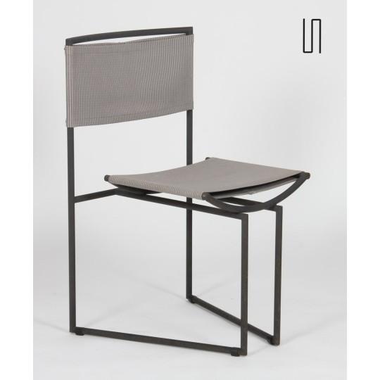 Botta 91 chair by Mario Botta for Alias, 1991