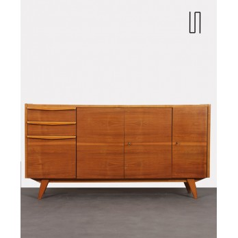 Long chest of drawers, Czech manufacture of the year 1970