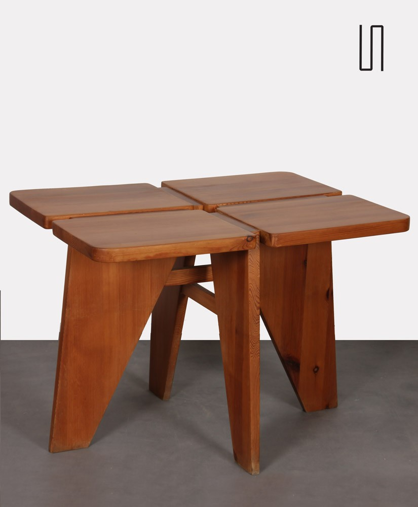 Dining table by Lisa Johansson Pape, 1960s
