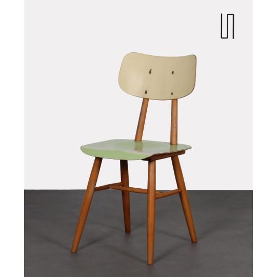 Chair of Czech origin for Ton, 1960s