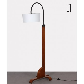 Vintage floor lamp, Czech production from the 1960s
