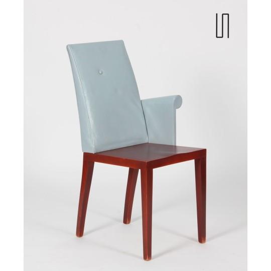 Chaise Asahi par Philippe Starck pour Driade, 1989