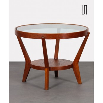 Coffee table by Kropacek and Kozelka for Interier Praha, 1944