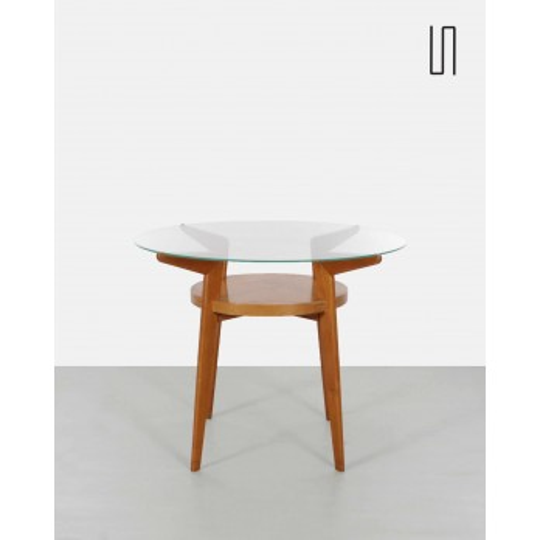 Czechoslovakian coffee table for Jitona, 1960s, Eastern European design