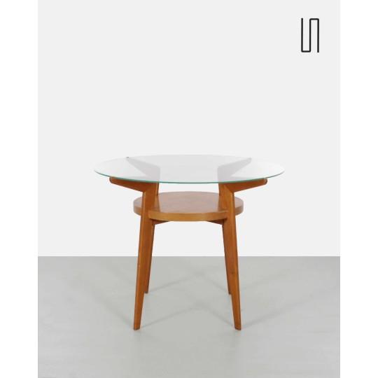 Table d'appoint tchécoslovaque pour Jitona, 1960, Design d'Europe de l'Est