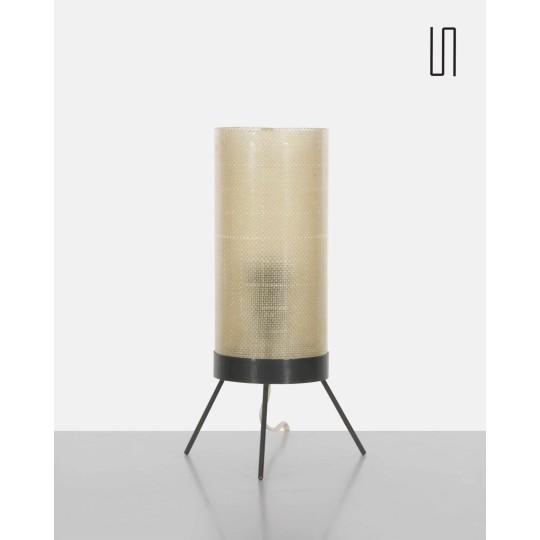 Petite lampe à poser d'Europe de l'Est, 1960, Design tchèque