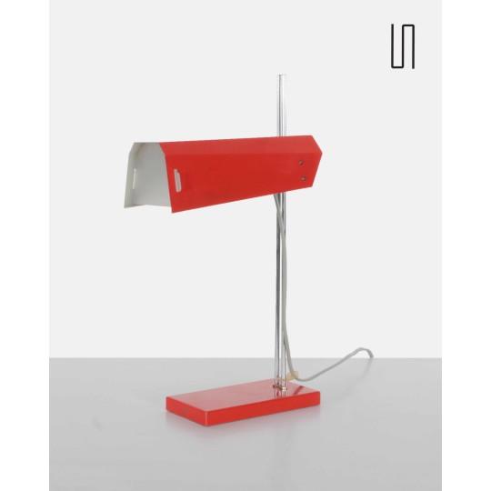 Czech lamp by Josef Hurka for Lidovok, 1970s, Soviet design