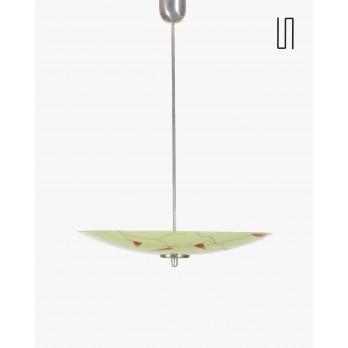 Ceiling lamp from the Eastern countries for Napako, 1960s, design soviétique