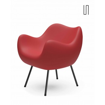 RM58 Matt armchair by Roman Modzelewski, new edition
