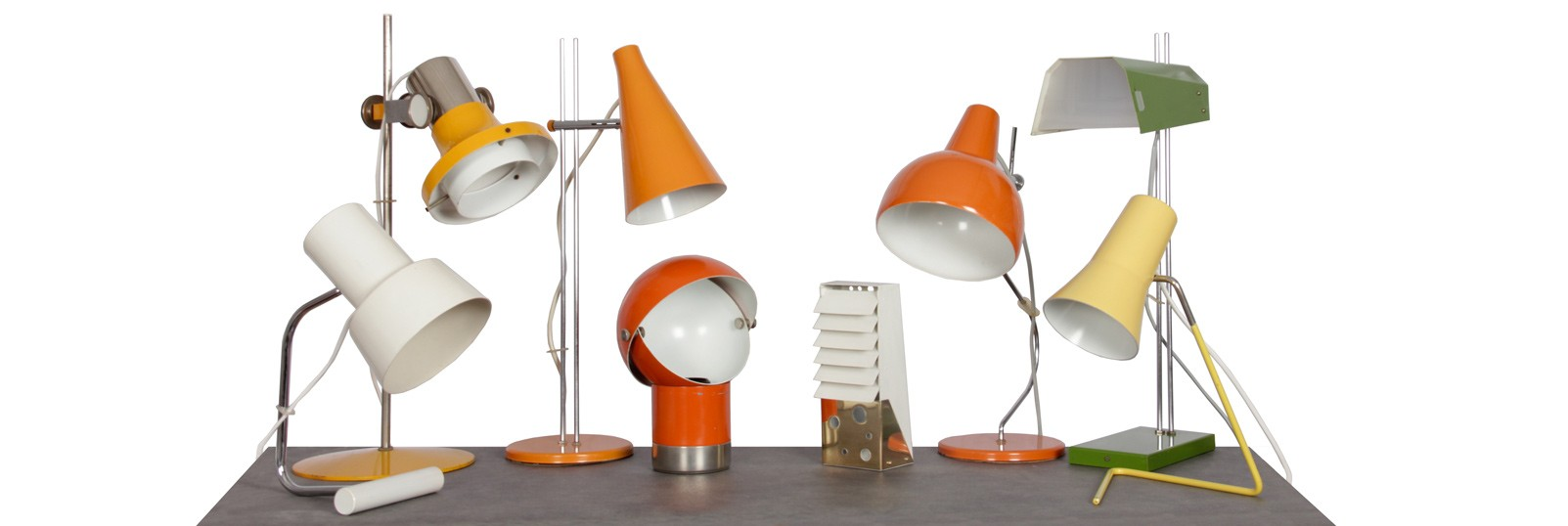 Lamps from Eastern Europe